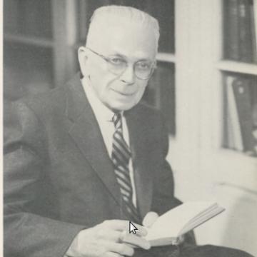 Frank Alan Laurie, Jr in 1955