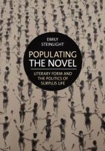 Cover for Populating the Novel by Emily Steinlight