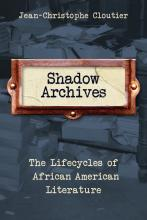 Shadow Archives Front Cover