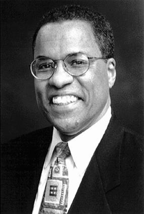 Portrait of Houston A. Baker, Jr.