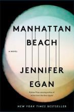 Book cover of Manhattan Beach by Jennifer Egan