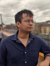 Portrait of Vikrant Dadawala