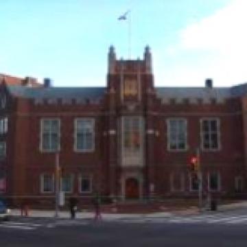 Fisher-Bennett Hall building
