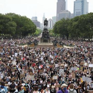 Philadelphia BLM Protests, 6/6/20